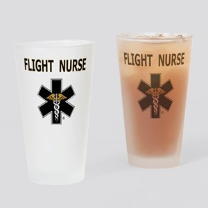 FLIGHT NURSE Drinking Glass