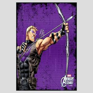 Hawkeye Ready Wall Art