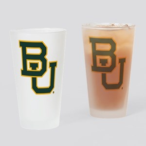 Baylor Proud Parent Of A Bear Drinking Glass