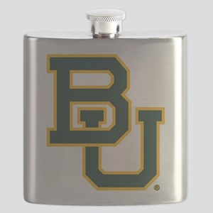 Baylor Proud Parent Of A Bear Flask