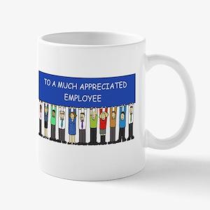 Employee Appreciation Day Mugs