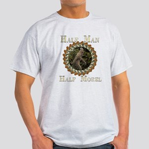 Half man half morel Light T-Shirt