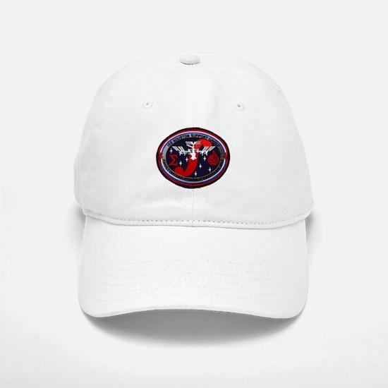 ISS Houston Support Group Baseball Baseball Cap