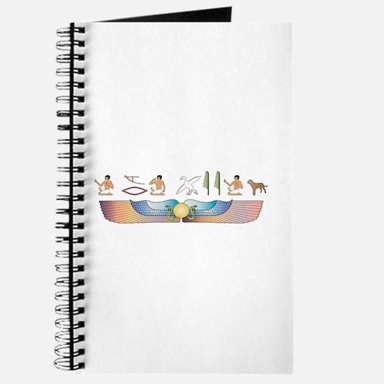 Tosa Hieroglyphs Journal