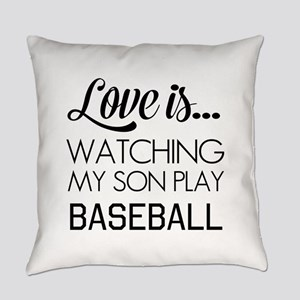 Love is watching my son play baseball Everyday Pil