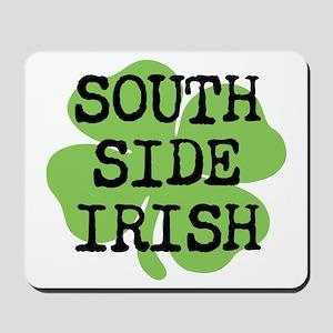 SOUTH SIDE IRISH Mousepad
