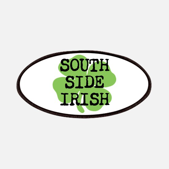 SOUTH SIDE IRISH Patches