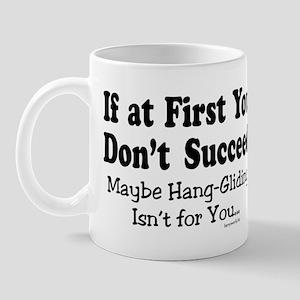 Don't Hang Glide Mug