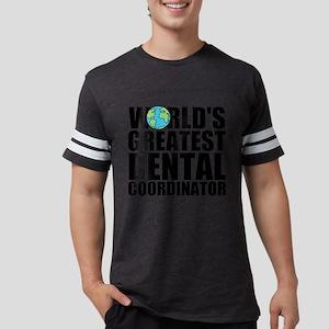 World's Greatest Dental Coordinator T-Shirt