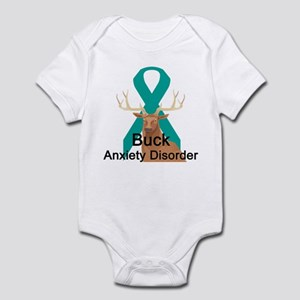 Anxiety Disorder Infant Bodysuit