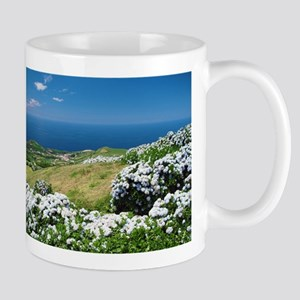 Hydrangeas everywhere Mugs