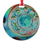 Solar Wheel Ornament