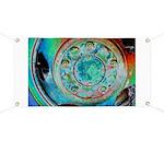 Solar Wheel Banner