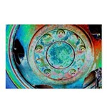 Solar Wheel Postcards (Package of 8)