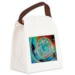 Solar Wheel Canvas Lunch Bag