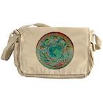 Solar Wheel Messenger Bag