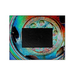 Solar Wheel Picture Frame