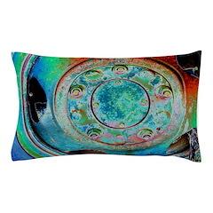 Solar Wheel Pillow Case