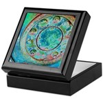 Solar Wheel Keepsake Box
