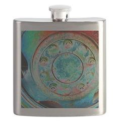 Solar Wheel Flask