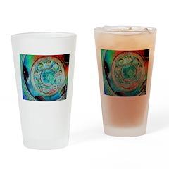 Solar Wheel Drinking Glass