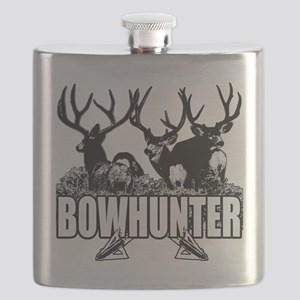 Bowhunter bucks b Flask