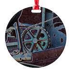 Solar Steampunk Ornament