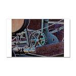 Solar Steampunk Car Magnet 20 x 12
