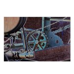 Solar Steampunk Postcards (Package of 8)