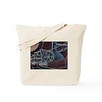 Solar Steampunk Tote Bag