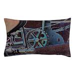 Solar Steampunk Pillow Case