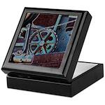 Solar Steampunk Keepsake Box