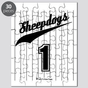 Sheepdog Jersey Puzzle