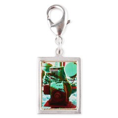Red Green Machine Charms