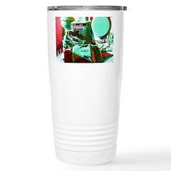 Red Green Machine Travel Mug