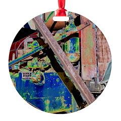 Machine Ornament