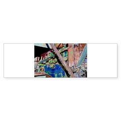 Machine Bumper Sticker
