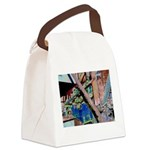 Machine Canvas Lunch Bag