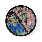 Machine Wall Clock