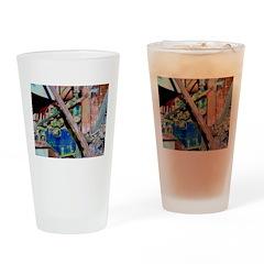 Machine Drinking Glass