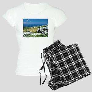 Hydrangeas everywhere Pajamas