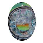 One headlight Ornament (Oval)