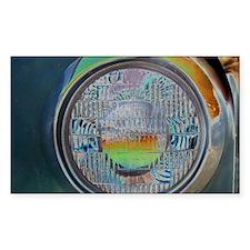 One headlight Sticker