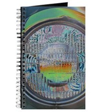 One headlight Journal