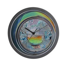 One headlight Wall Clock