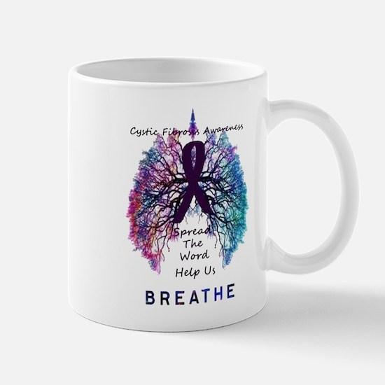 Cystic Fibrosis Mugs