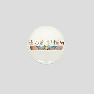 SWD Hieroglyphs Mini Button