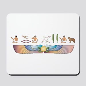 SWD Hieroglyphs Mousepad
