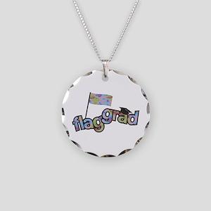 Color Guard Grad Necklace