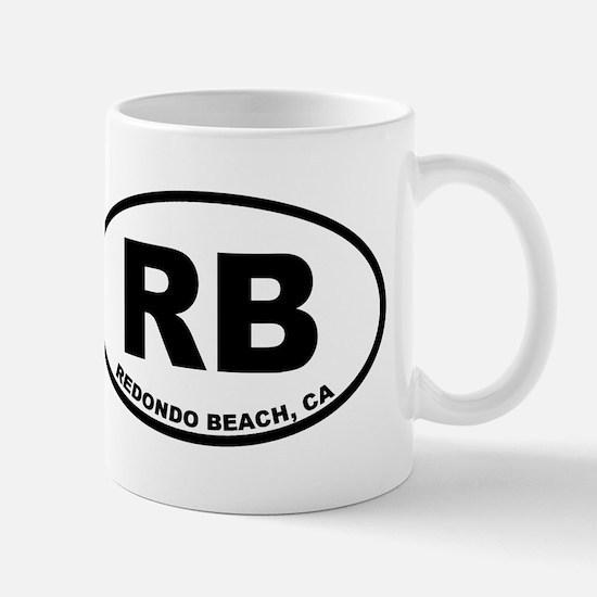 RB Redondo Beach Mugs